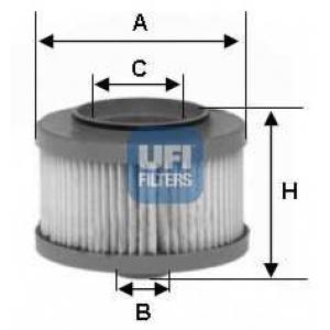 UFI 26.013.00 Топливный фильтр