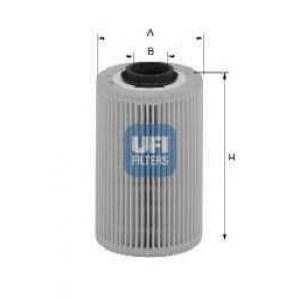 UFI 26.018.00 Топливный фильтр