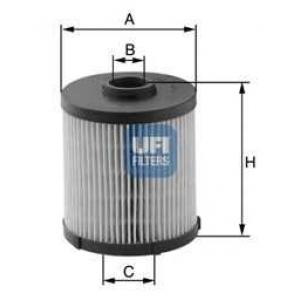 UFI 26.020.00 Топливный фильтр