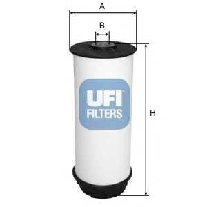 UFI 26.034.00 Топливный фильтр