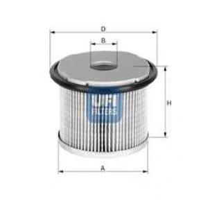 UFI 26.676.00 Топливный фильтр
