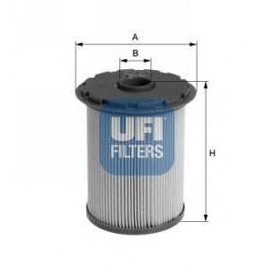 UFI 26.693.00 Топливный фильтр
