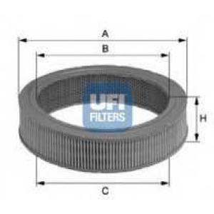 UFI 27.155.00 Фильтр воздушный
