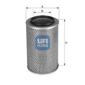 UFI 27.280.00 Air filter