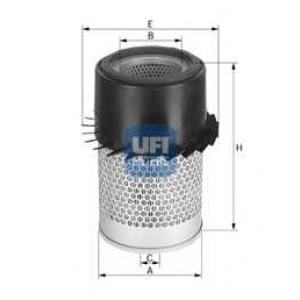 UFI 27.282.00 Воздушный фильтр