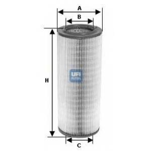 UFI 27.366.00 Воздушный фильтр