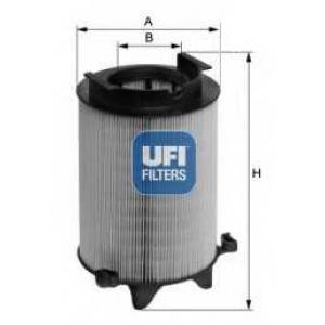 UFI 27.401.00 Воздушный фильтр