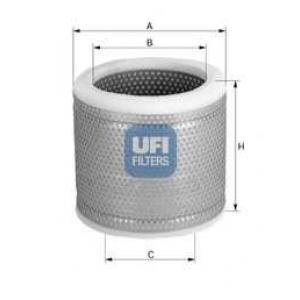UFI 27.843.00 Фильтр воздушный