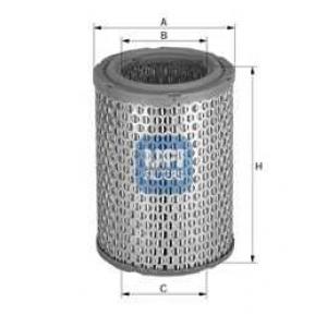 UFI 27.888.00 Воздушный фильтр
