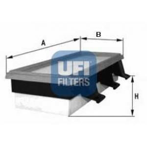 UFI 30.108.00 Воздушный фильтр