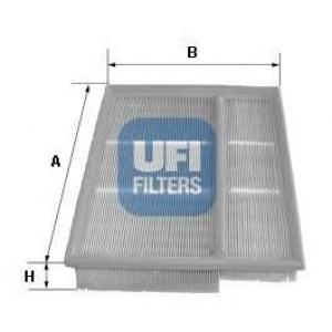 UFI 30.119.00 Воздушный фильтр