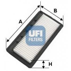 UFI 30.126.00 Воздушный фильтр