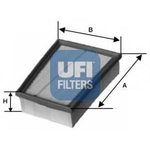 UFI 30.132.00 Воздушный фильтр