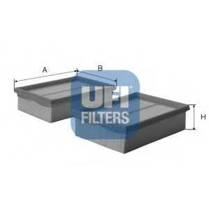 UFI 30.134.00 Воздушный фильтр