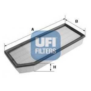 UFI 30.148.00 Воздушный фильтр