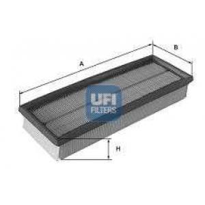 UFI 30.187.00 Воздушный фильтр
