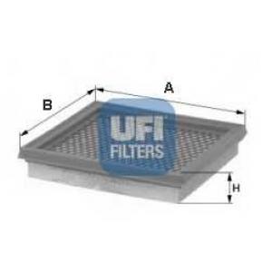 UFI 30.197.00 Воздушный фильтр