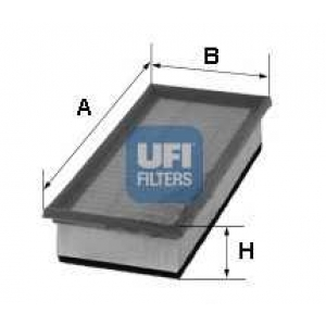 UFI 30.210.00 Воздушный фильтр