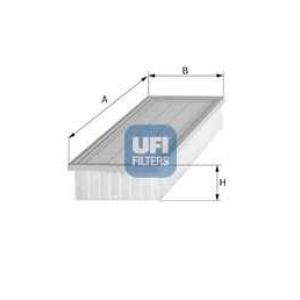 UFI 30.257.00 Воздушный фильтр
