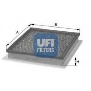 UFI 30.292.00 Воздушный фильтр