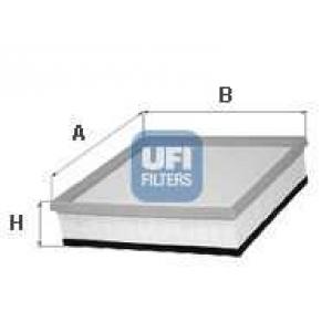 UFI 30.297.00 Воздушный фильтр