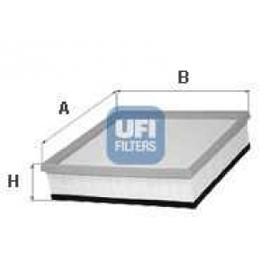 UFI 30.330.00 Воздушный фильтр