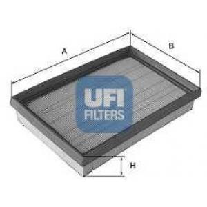 UFI 30.368.00 Воздушный фильтр