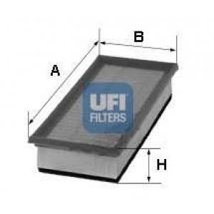 UFI 30.376.00 Воздушный фильтр