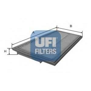 UFI 30.463.00 Воздушный фильтр
