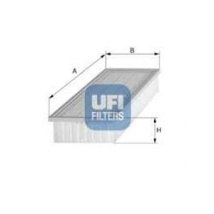 UFI 30.466.00 Воздушный фильтр