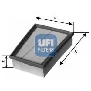 UFI 30.543.00 Воздушный фильтр