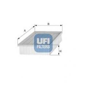 UFI 30.555.00 Воздушный фильтр