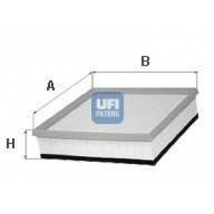 UFI 30.556.00 Воздушный фильтр