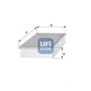 UFI 30.991.00 Воздушный фильтр