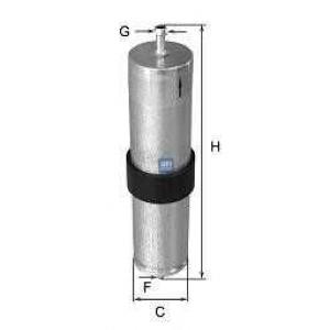 UFI 31.569.00 Топливный фильтр