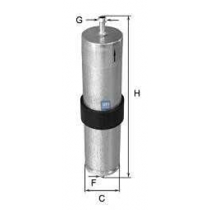 UFI 31.839.00 Топливный фильтр