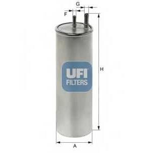 UFI 31.947.00 Топливный фильтр