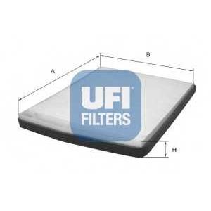 UFI 53.091.00 Фильтр, воздух во внутренном пространстве