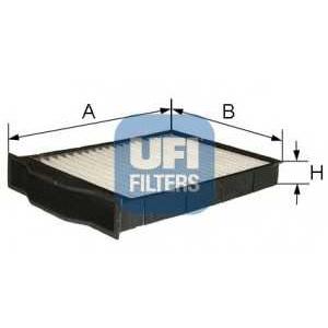 UFI 53.132.00 Фильтр, воздух во внутренном пространстве