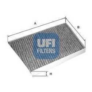UFI 54.133.00 Фильтр, воздух во внутренном пространстве