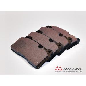 VAG 8R0698151L Комплект гальмівних колодок передніх
