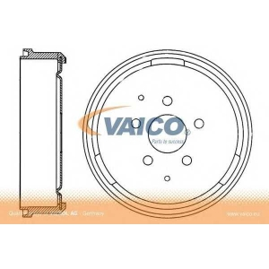 VAICO V10-60003 Brake drum