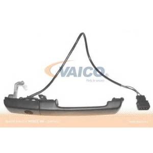 VAICO V10-6176 Ручка двери передн. прав. VW Passat 88-93 /с ключами + центр.замок/