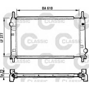 ��������, ���������� �������� 231550 valeo - FORD MONDEO II (BAP) ��������� ������ ����� 1.6 i 16V