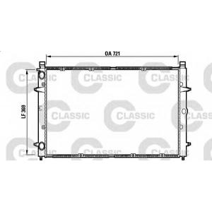 VALEO 232397 Радиатор системы охлаждения-CLASSIC