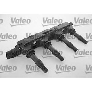 Катушка зажигания 245108 valeo - VAUXHALL ASTRA Mk IV (G) Наклонная задняя часть Наклонная задняя часть 1.8 16V