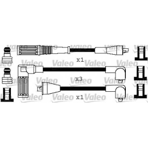 VALEO 346505 Ignition cable set