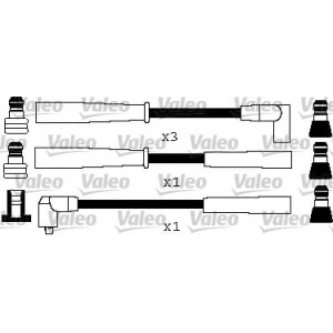 VALEO 346520 Ignition cable set