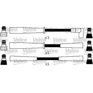 VALEO 346647 Ignition cable set