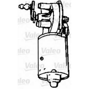 VALEO 402712 Двигатель стеклоочистителя